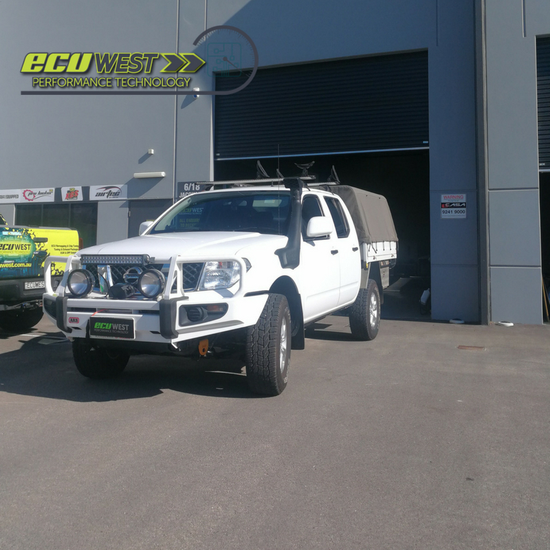 Nissan Navara ECU Remapping