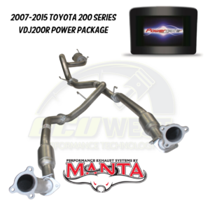 2007-2015 200 Series Street Power Package